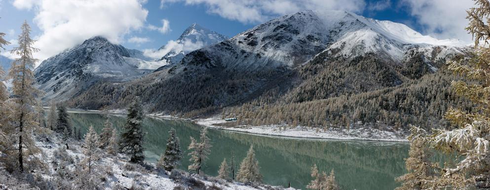 Алтай зима 1
